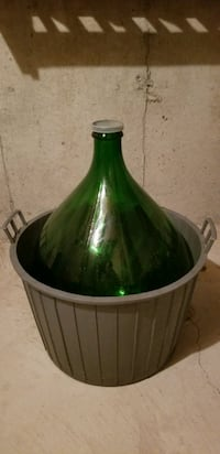 Wine or beer making carboys 5 gallon 20$for both  Whitby, L1R 2X9