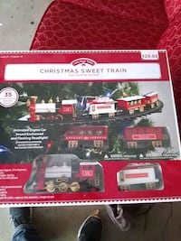 Brand new train set for your Christmas tree