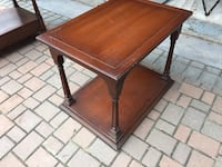End table Kitchener, N2M 4V6