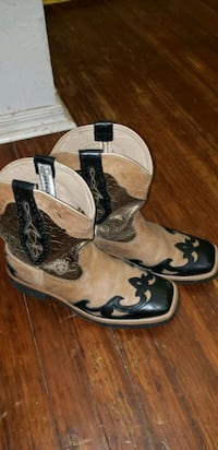 Boots Ariat cowgirl