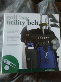 Golf bag utility belt Ogden, 84401