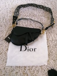 Dior Saddlebag purse