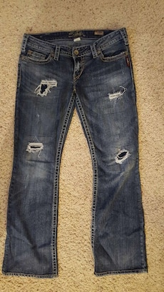 Used Silver Jeans For Sale - Xtellar Jeans