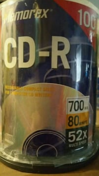 New CD-R 100 disks Hyattsville, 20783
