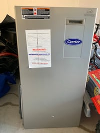 Used Carrier 58MCB furnace 555 km