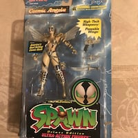 Cosmic Angela from spawn. Unopened box  Lindsay, K9V 1B3