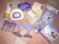 Lansinoh breast pump North Plainfield, 07063