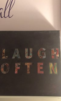 Laugh Often Poster Brookeville, 20833