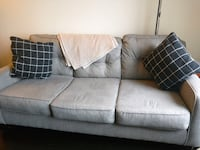 3-Seater Comfy Sofa Seattle