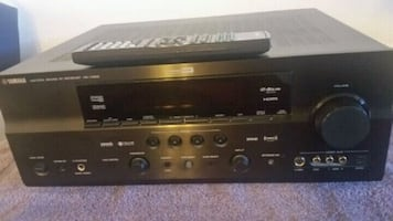Yamaha stereo receiver RXV663