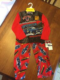 Boys size 6 NWT pajamas  Sterling Heights, 48312