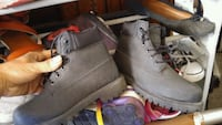 Kids size 13 timberland basically brand new Langley, V3A 3X6