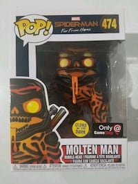 Molten Man GITD Exclusive Funko Pop  Oakville, L6M 1L3