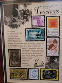 STAMP ART BY JACK RABBIT STUDIO - TEACHERS COLLECTION