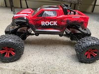 Big monster truck missing remote control  Calgary, T1Y 1X7