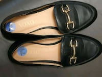 Black Shoes - gently used once.  546 km