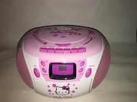 Hello Kitty stereo  Fairfax, 22032