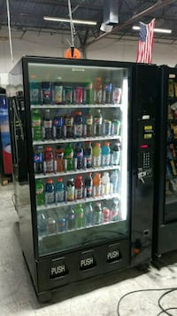 Bottle drop vending machine fully working  30 km