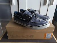Timberland Newmarket Boat Shoes