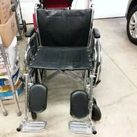 black and silver wheelchair Wilmington, 19810