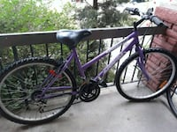 BICYCLE SET! Includes NEW HELMET and NEW LOCK  Toronto, M4K 3E1