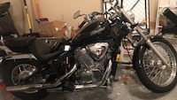 Motorcycle- Honda Shadow 2004 Purcellville, 20132