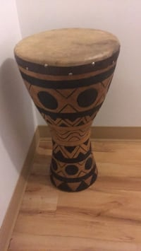 African style drum Vancouver, V5M 1W8