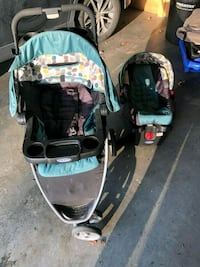 Car seat, bases and Stroller Norwalk, 50211