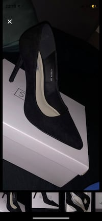 Pumps str 39 Kattem, 7082