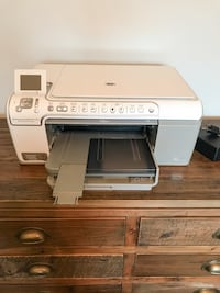 HP Photosmart C5280 All-in-One Printer
