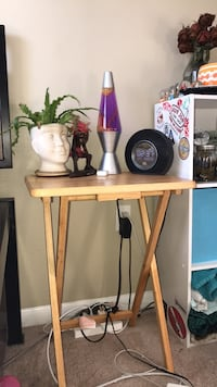 Wooden Side Table Tampa, 33613