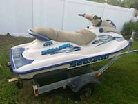 white and blue personal watercraft Englewood, 34223