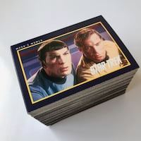 1991 Impel Star Trek Cards Toronto