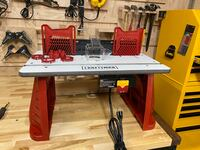 Craftman router table  new
