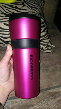 16oz stainless steel starbucks hot to go cup
