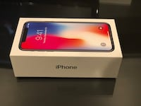 IPhone X 256 gig T-Mobile Brand New