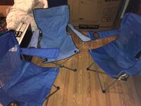 3 camping chairs Woodbridge, 22192