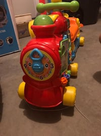 VTech Sit-to-Stand Ultimate Alphabet Train 罗克维尔, 20851