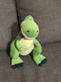 Disney Pixar Rex from Toy Story Like new no tags