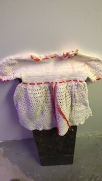Crocheted toddler's dress Portland, 97206