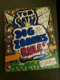 Tom Gates - Dog Zombies Rule (For Now)