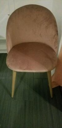 Rose gold dining chair Los Angeles, 90025