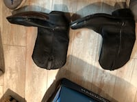 pair of Durango black leather cowboy boots Chester, 21619