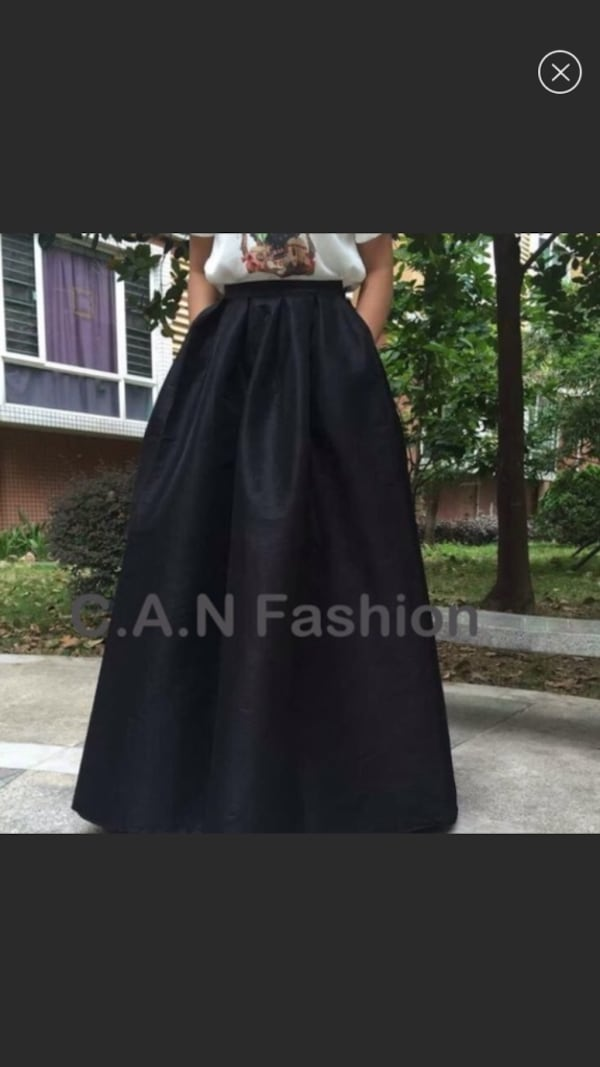 Satin Dress Skirt-NEW 796217a5-a81f-40c7-92a7-171ca7194acc