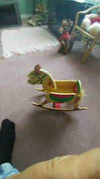Little rocking horse for $10 read new