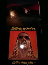 Stevie wonder vinyls South Yorkshire, S35 7DF