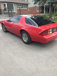 1982 Camaro z28 in excellent condition with T roof tinted windows, power windows, automatic Whitchurch-Stouffville, L4A 1G2