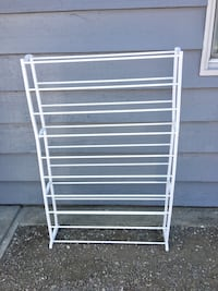 Shoes rack  Tacoma, 98409