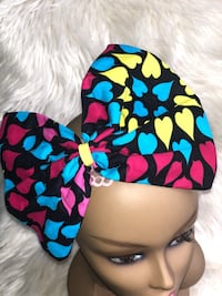African prints handmade hair pieces Pasadena, 21122