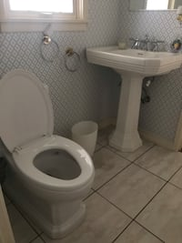 Toto sink (toilet is available as well) Los Angeles, 91602